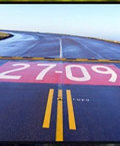 Airport Taxiway & Heliport Markings